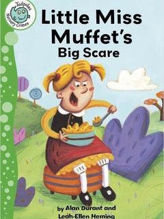 Little Miss Muffet's Big Scare