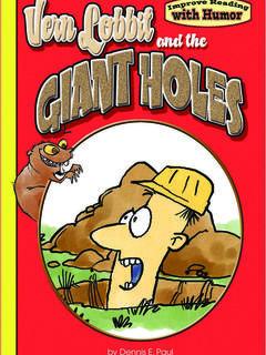 Vern Lobbit & the Giant Holes