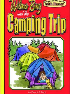 Wilma Bing & the Camping Trip