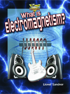 What is electromagnetism?