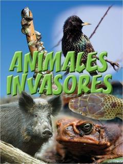 Animales invasores