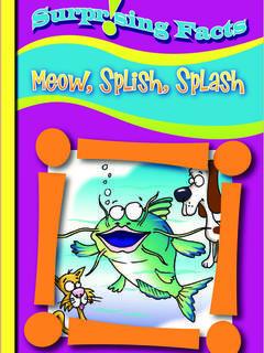 Meow, Splish, Splash