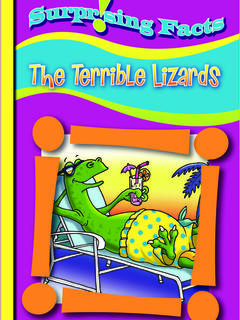 The Terrible Lizards