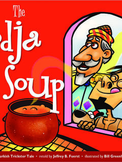 The Hodja and the Soup