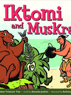 Iktomi and Muskrat