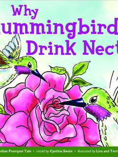 Why Hummingbirds Drink Nectar