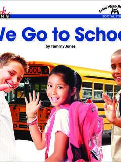 We Go to School
