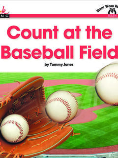 Count at the Baseball Field