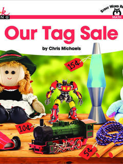 Our Tag Sale