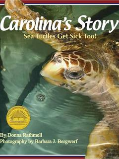Carolina's Story: Sea Turtles Get Sick Too!