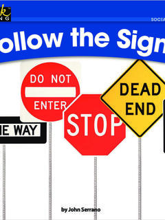 Follow the Signs