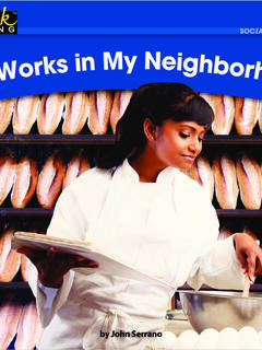 Who Works in My Neighborhood?