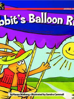 Rabbit's Balloon Ride