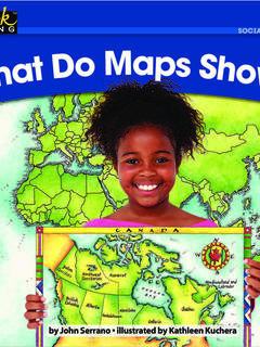 What Do Maps Show?