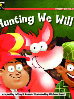 A-Hunting We Will Go
