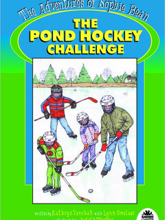 The Pond Hockey Challenge