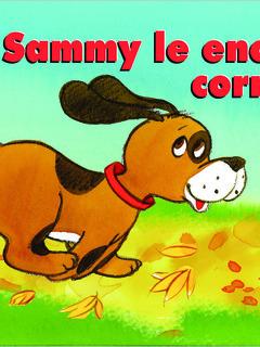 A Sammy le encanta correr