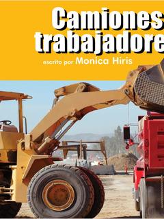 Camiones trabajadores