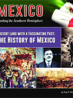 Ancient Land with a Fascinating Past: The History of Mexico