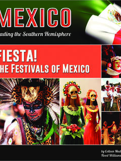 Fiesta! The Festivals of Mexico