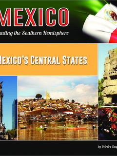 Mexico's Central States