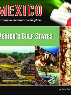 Mexico's Gulf States
