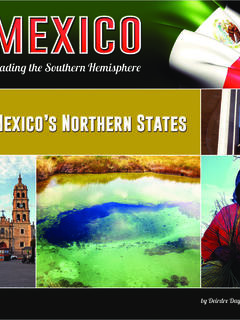 Mexico's Northern States