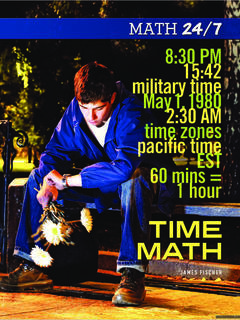 Time Math