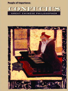 Confucius: Great Chinese Philosopher