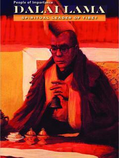 Dalai Lama: Spiritual Leader of Tibet