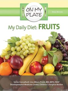 My Daily Diet: Fruits