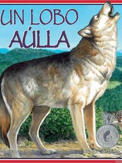 Un lobo aúlla