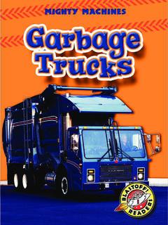Garbage Trucks