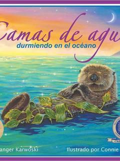 Camas de agua durmiendo en el océano