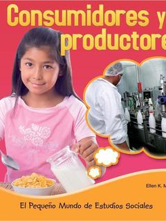 Los consumidores y los productores