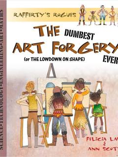 The Dumbest Art Forgery Ever