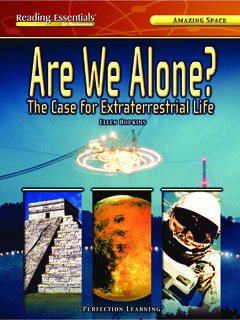 Are We Alone? The Case for Extraterrestrial Life