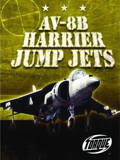 AV8B Harrier Jump Jets