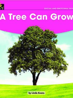 A Tree Can Grow