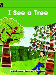 I See a Tree