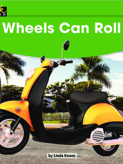 Wheels Can Roll