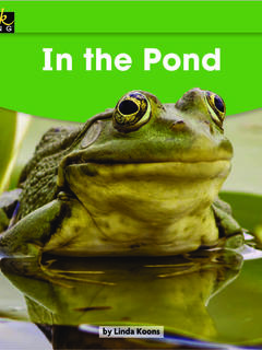 In the Pond