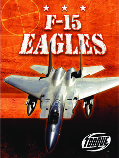 F15 Eagles