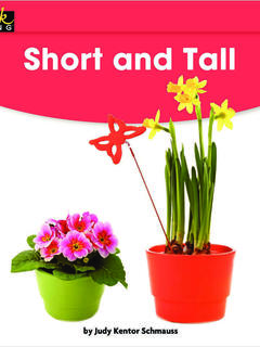 Short and Tall