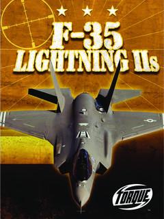F35 Lightning IIs
