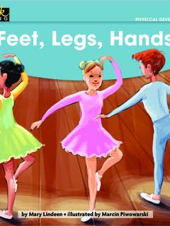 Feet, Legs, Hands