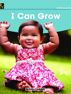 I Can Grow