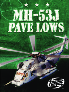MH53J Pave Lows