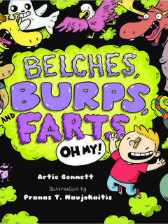 Belches, Burps, and Farts