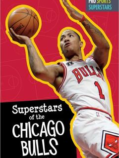 Superstars of the Chicago Bulls